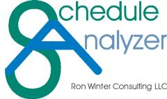 Schedule Analyzer Software Logo