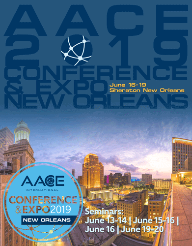2019 AACE International Conference & Expo