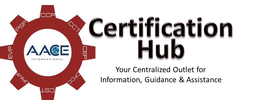 Certification Hub Header